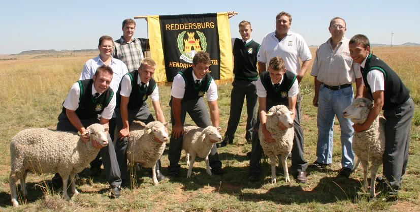 CRUX ondersteun Reddersburg Landbouskool Hendrik Potgieter