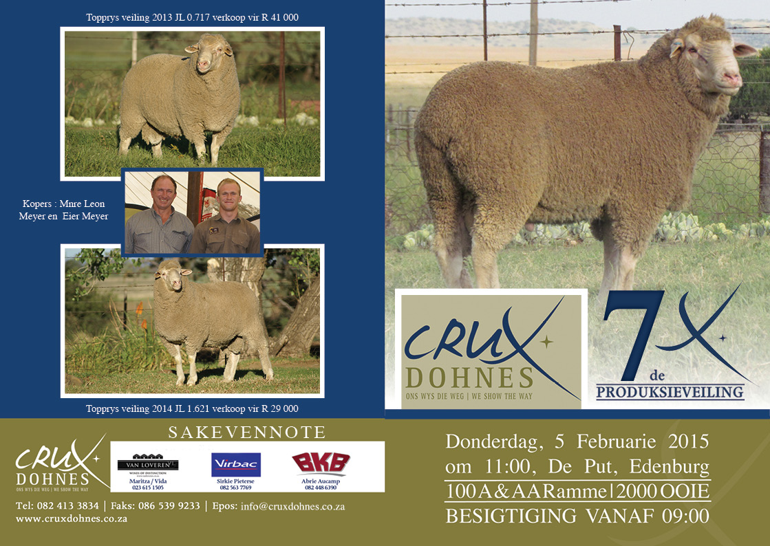 Crux Program 2015 7de proef 2